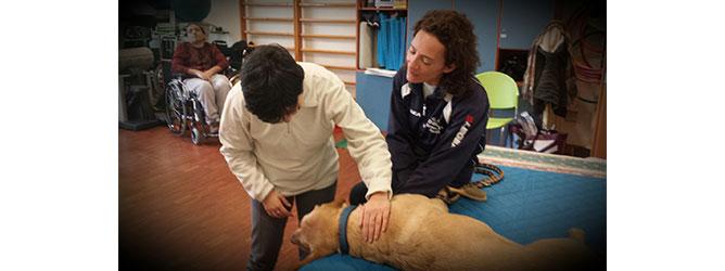 Corso Professionale di Operatore Cinofilo esperto in Pet-Therapy